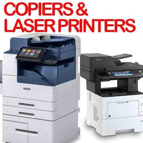 {Copier|Laser Printer} Sales