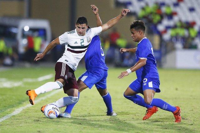Resultado México vs El Salvador – Juegos Centroamericanos y del Caribe 2018