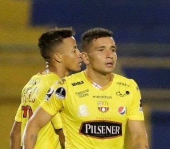 Futbolista ecuatoriano Mario Pineida en la órbita de Cruz Azul