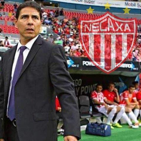 Alfonso Sosa nuevo técnico de Necaxa