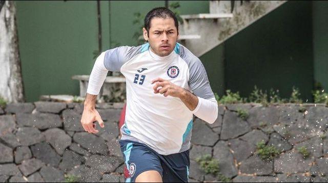 Pablo Aguilar sigue en rehabilitación y pronto volverá