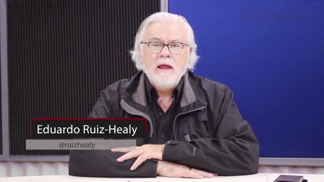 Eduardo Ruiz Healy en Radio Formula en Vivo – Viernes 17 de Enero del 2020