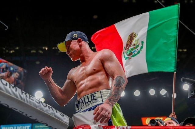 Saúl 'Canelo' Álvarez noquea al ruso Sergey Kovalev