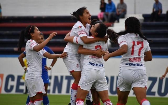 Resultado Cruz Azul vs Toluca – J5 – Apertura 2019 – Liga MX Femenil