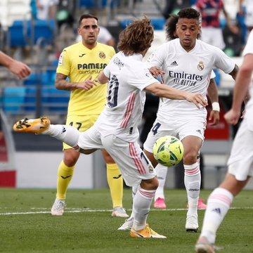 Resultado Real Madrid vs Villarreal- J38- La Liga 20-21