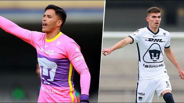 Alfredo Talavera y Johan Vásquez los convocados de Pumas al Tri.