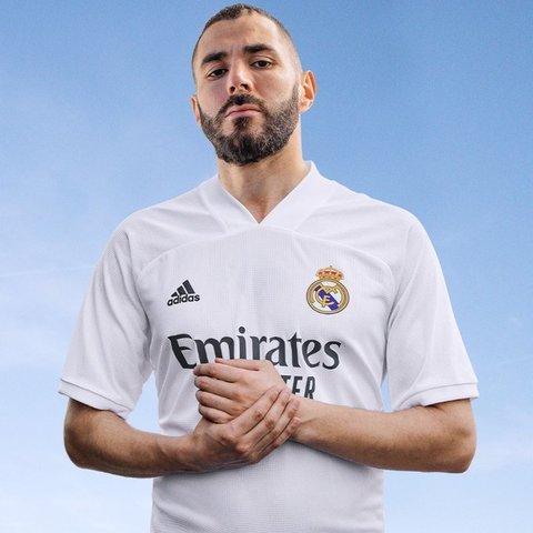 Real Madrid presenta sus nuevas playeras para el 2020-2021