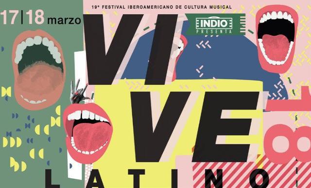 Vive Latino 2018 en Vivo – Quién Transmite, Cartelera, Horarios y Mucho Más