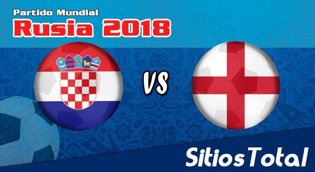 Ver Croacia vs Inglaterra en Vivo – Mundial Rusia 2018