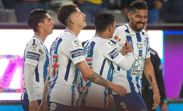 Resultado Pachuca vs Lobos BUAP en Jornada 3 del Clausura 2018