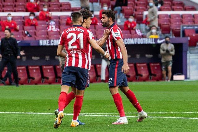 Resultado Atlético de Madrid vs Granada – J3- La Liga 20-21