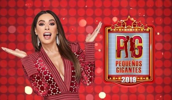 Pequeños Gigantes 2019 en Vivo – Domingo 21 de Abril del 2019