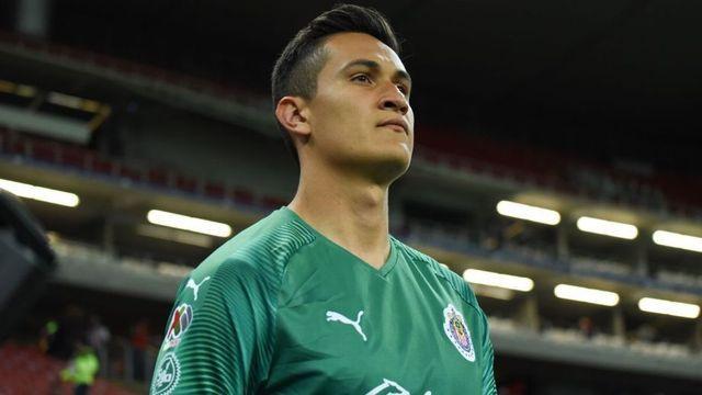 Pumas quiere a Raúl Gudiño para sustituir a Saldivar