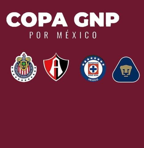 Partidos de la Copa GNP por México – Sábado 4 de Julio del 2020