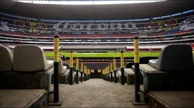 América aprovechará para arreglar el estadio Azteca