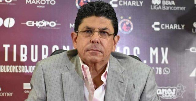 Fidel Kuri dejaría de ser dueño del Veracruz
