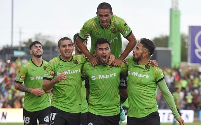 Resultado FC Juárez vs Monterrey -Jornada 8- Apertura  2019
