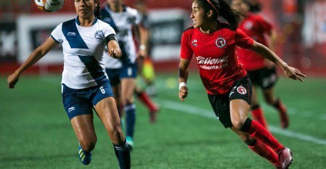 Resultado Puebla vs Xolos Tijuana – J14 – Apertura 2019 – Liga MX Femenil