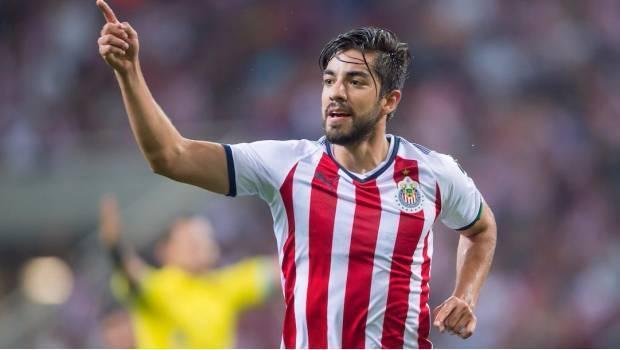 Porque realmente no va Rodolfo Pizarro al Mundial