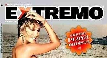 """Revista """"H extremo""""  con Silvia Irabién """"La chiva"""""""