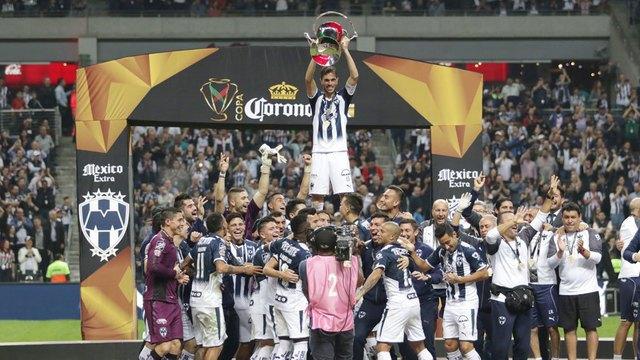 La última final de Monterrey en Copa MX