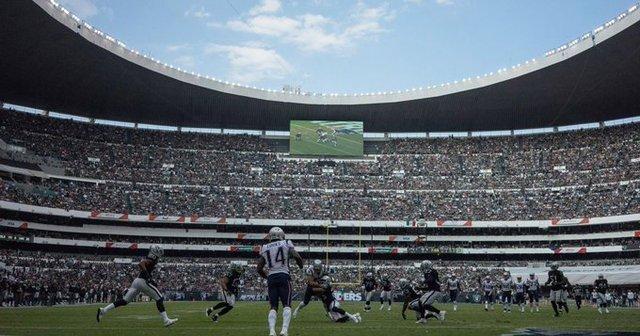 NFL no vendrá a México en la temporada 2021