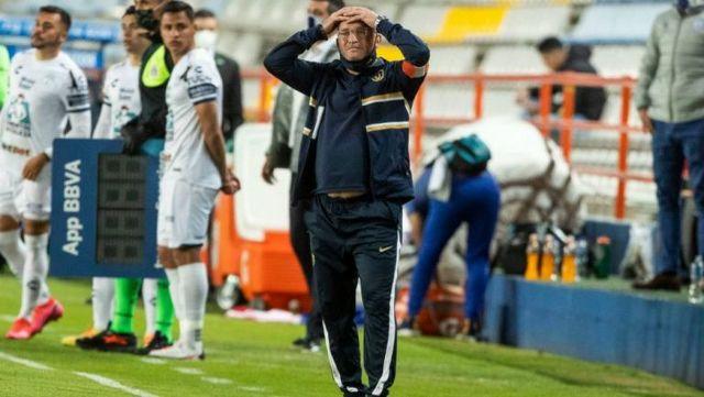 Lillini reconoce que sufrieron ante Pachuca