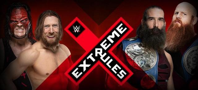 Extreme Rules en Vivo – Domingo 15 de Julio del 2018