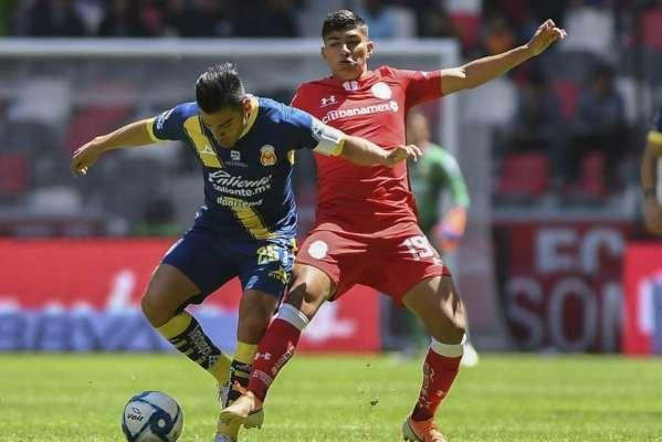 Resultado Toluca vs Monarcas Morelia -Jornada 9- Apertura  2019