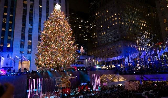 88th Annual Christmas in Rockefeller Center en Vivo – Miércoles 2 de Diciembre del 2020