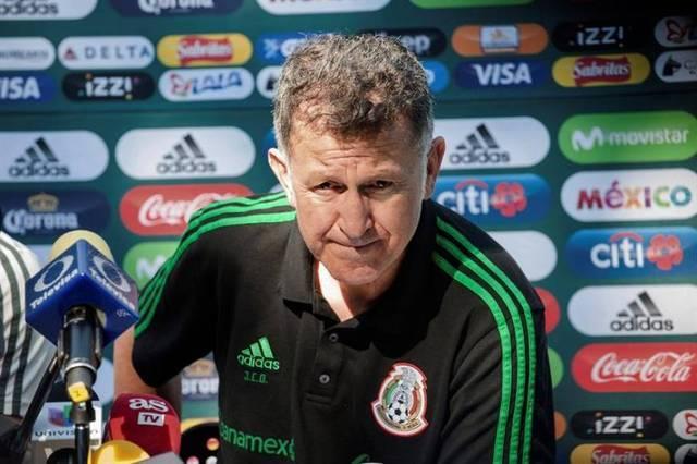 Juan Carlos Osorio si supo de la fiesta del Tri