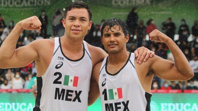 México pierde ante Rusia en voleibol de playa Juegos Olímpicos Tokio 2021
