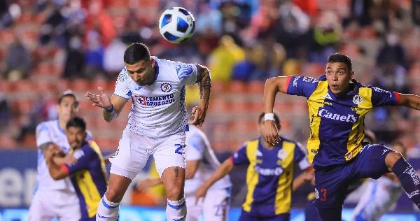 Resultado Atlético San Luis vs Cruz Azul – Jornada 6 – Apertura 2021 – Liga MX