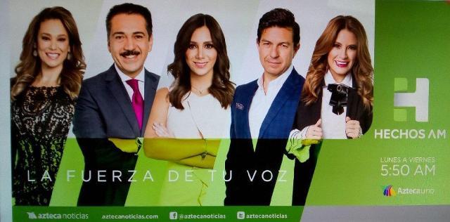 Hechos AM con Vaitiare Mateos y Jorge Zarza en Vivo – Jueves 27 de Junio del 2019