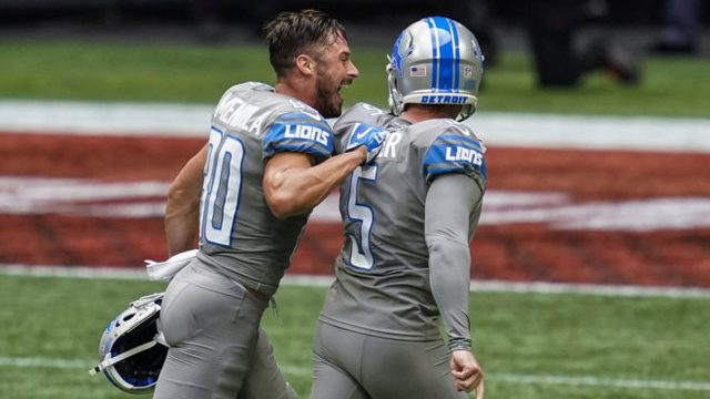Resultado Leones de Detroit vs Halcones de Atlanta – Semana 7 – NFL 2020