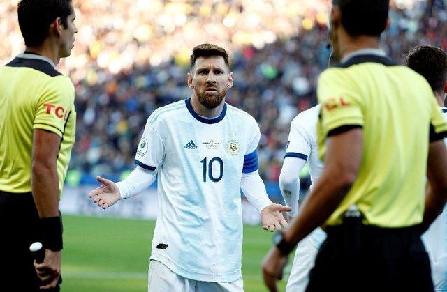 Leo Messi podría ser sancionado dos años