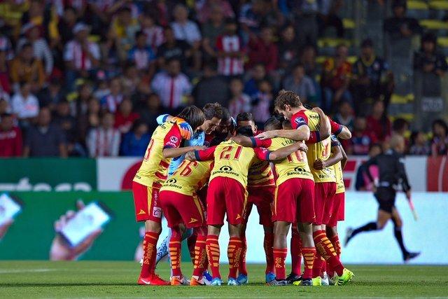 Resultado Monarcas Morelia vs Chivas -Jornada 10- Apertura  2019