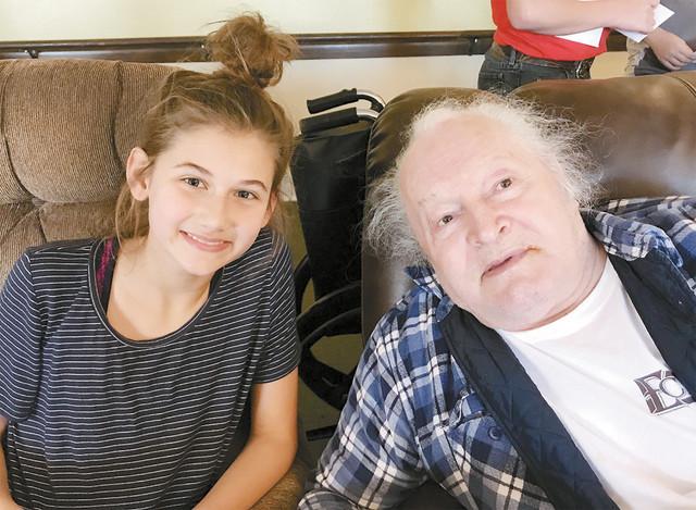 Cheyenne Students Bring Christmas Joy to Nursing Home Residents