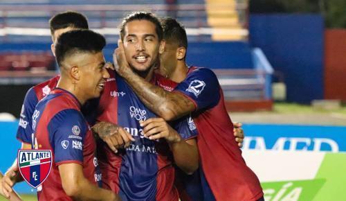 Resultado Atlante vs Cafetaleros  – Jornada 4 –  Clausura 2020