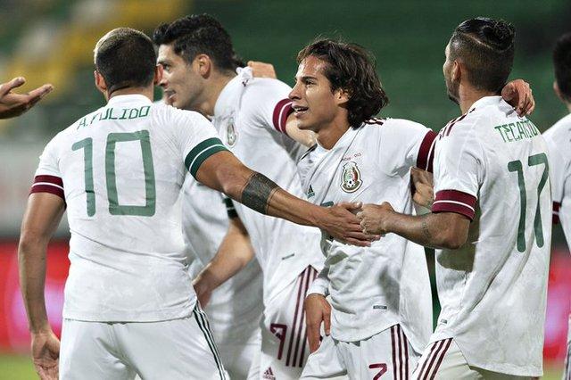 Resultado México vs Argelia – Partido Amistoso 2020