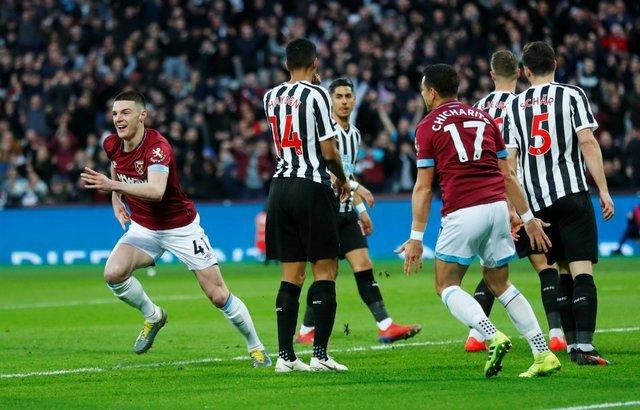 """West Ham con """"Chicharito"""" gana a Newcastle"""