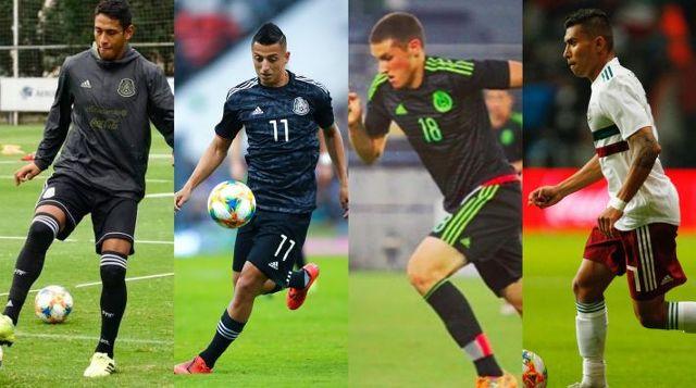 Los convocados del Cruz Azul a la Selección Méxicana