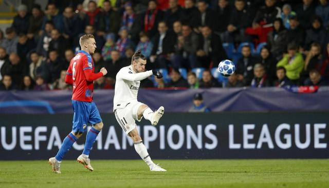 Resultado del Viktoria Plzen vs Real Madrid – Fase Grupos – Champions League
