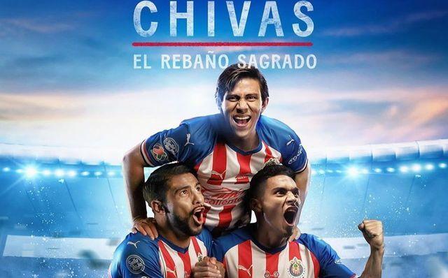 Amazon lanza tráiler de la serie de Chivas