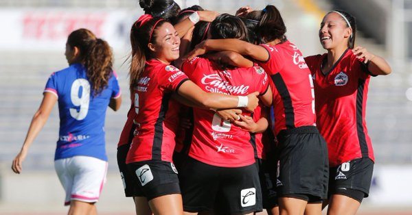 Resultado Lobos BUAP vs Cruz Azul – J2 Apertura 2018- Liga MX Femenil
