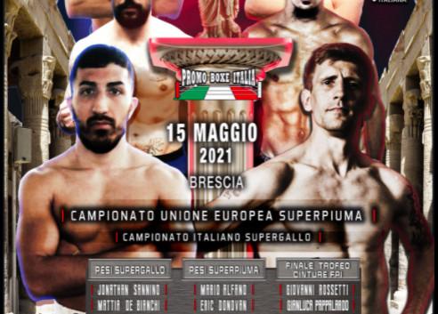 Mario Alfano vs Nicola Henchiri en Vivo – Box – Sábado 15 de Mayo del 2021