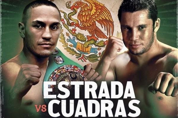 Juan Francisco 'El Gallo' Estrada vs Carlos 'Príncipe' Cuadras en Vivo – Box – Sábado 24 de Octubre del 2020