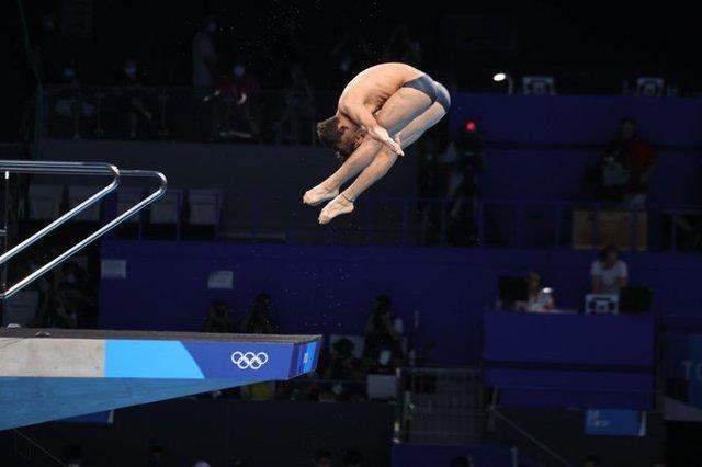 Kevin Berlín y José Balleza 4° Lugar en clavados  – Juegos Olímpicos Tokio 2021