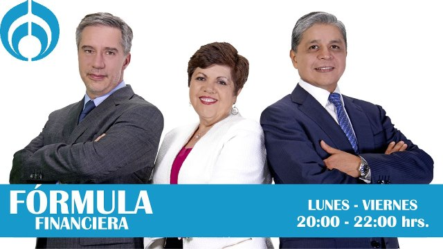Fórmula Financiera en Vivo – Domingo 14 de Febrero del 2021