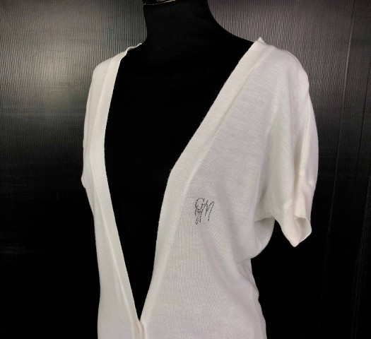 GUESS by MARCIANO Abito Vestito Cardigan Donna Viscosa Woman Dress Sz.M 44 | eBay